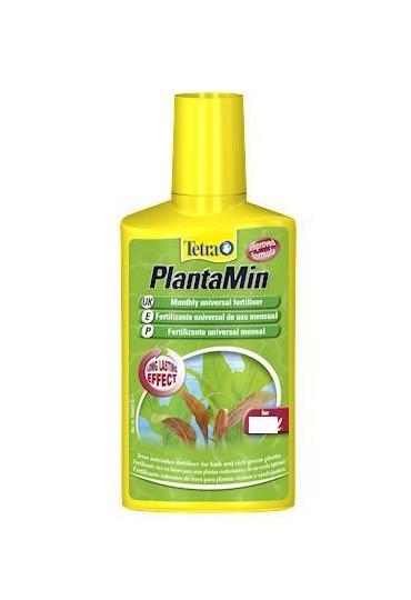 TETRA PLANTAMIN 250 ML. NUTRIENTE DE PLANTAS
