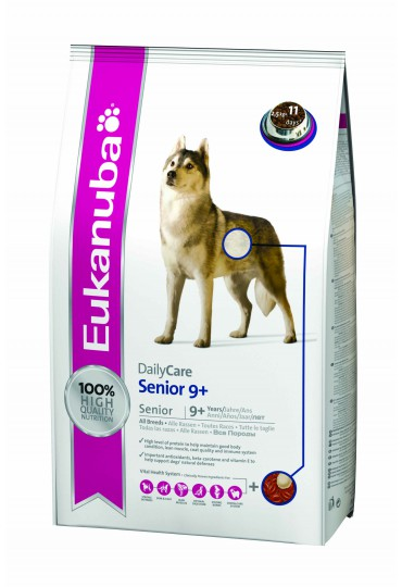 Eukanuba Daily Care Senior 9+