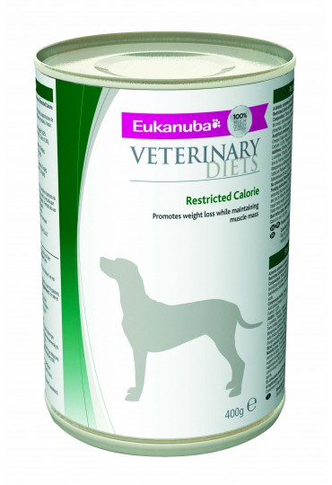 Eukanuba Restricted Calorie Canine Húmedo
