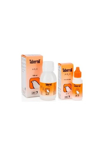 DIVASA FARMAVIC TABERNIL A-D3-E 20 ML