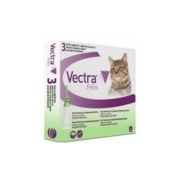 VECTRA FELIS (GATO) 3 PIPETAS