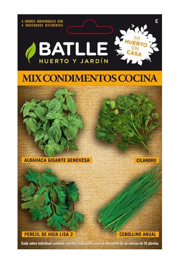 BATLLE MIX ENSALADAS-HC