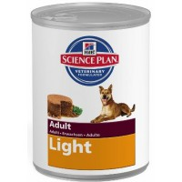 Hill's Canine Adult Light Pollo Lata