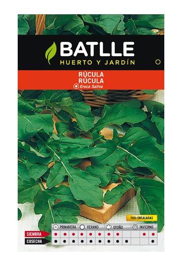 BATLLE SEMILLA DE RUCULA