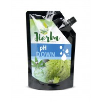 REGULADOR BAJAR PH DOWN 500 ML JIERBA ECOGROW