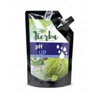 REGULADOR SUBIR PH UP 500 ML JIERBA ECOGROW