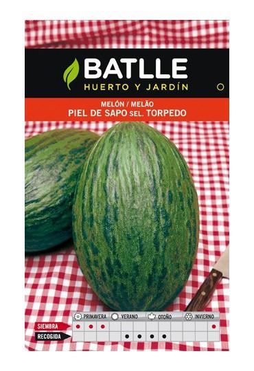 BATLLE MELON PIEL DE SAPO S. TORPEDO