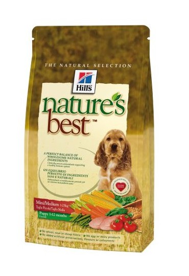 Hill's Nature's Best Puppy Mini Medium