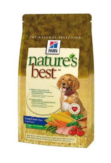 Hill's Nature's Best Puppy Razas Grandes