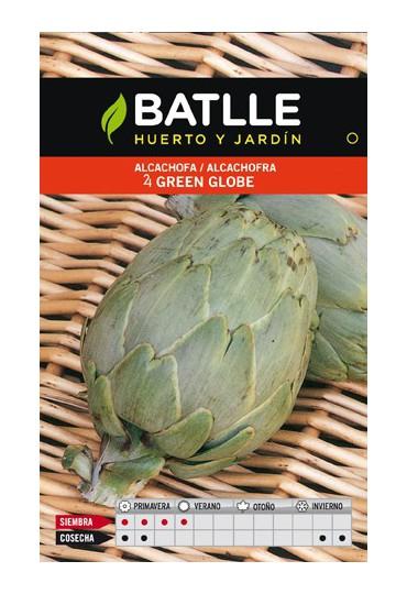 BATLLE SEMILLA ALCACHOFA GREEN GLOBE