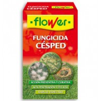 FLOWER FUNGICIDA CESPED. AMPOLLA 40ML.