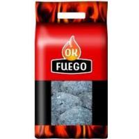 OK FUEGO LAVA PARA BARBACOAS DE GAS 4KG