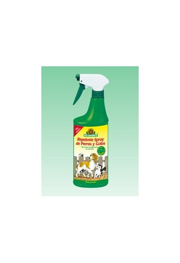 NEUDORFF REPELENTE SPRAY PERROS GATOS 500 ML