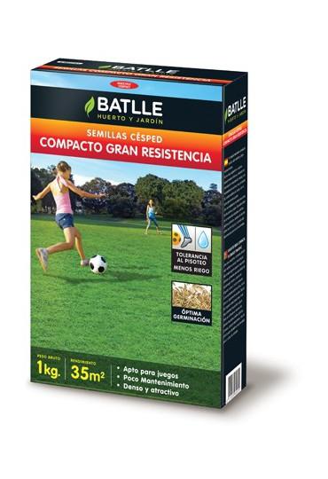 BATLLE CESPED COMPACTO DE GRAN RESISTENCIA 1 KG