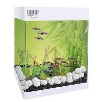ACUARIO KIT NANO AQUALED 10 L