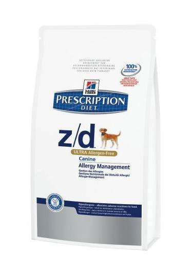 Hill's Canine Z/D Ultra Seco