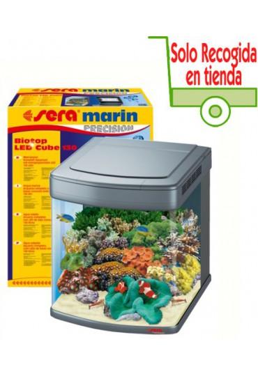 SERA ACUARIO MARIN BIOTOP LED CUBE 130