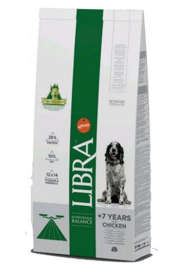 LIBRA DOG + 7 YEARS 12 KG