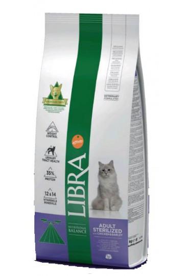 LIBRA CAT ADULT STERILIZED 1.5 KG