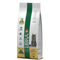 LIBRA CAT ADULT POLLO Y ARROZ 1.5 KG