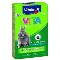 VITAKRAF VITA ESPECIAL CONEJOS ENANOS ADULTOS 600 Gr.
