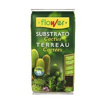 FLOWER SUBSTRATO CACTUS 5 LTS.