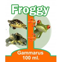 GAMMARUS 15GR-100ML FROGGY