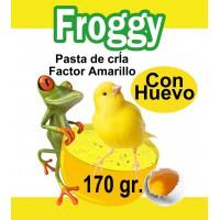 FROGGY PASTA DE CRIA HUEVO 170 GR