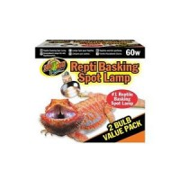 ZOOMED BASKING SPOT LAMP 60W
