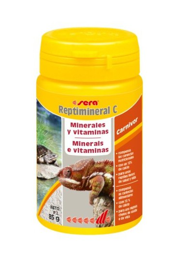 SERA REPTIMINERAL C. 100 ML.