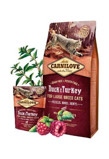CARNILOVE DUCK & TURKEY LARGE JOINTS 2 KG