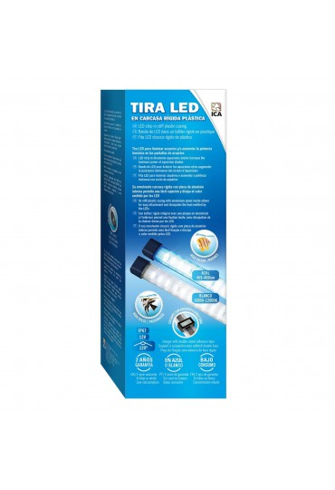LED BLANCO CARCASA RIGIDA PLAST 66.7CM
