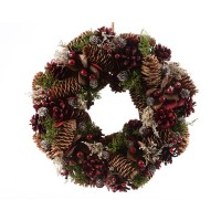 pinecone-wreath-with-berries