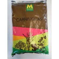 Sustrato Plantas Carnivoras