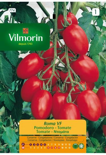 VILMORIN SEMILLA TOMATE ROMA