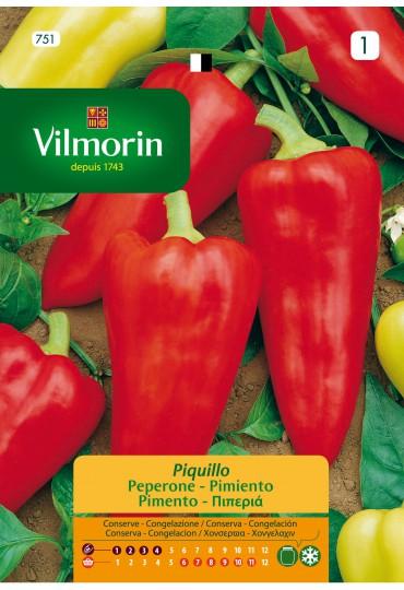 VILMORIN SEMILLAS PIMIENTO PIQUILLO