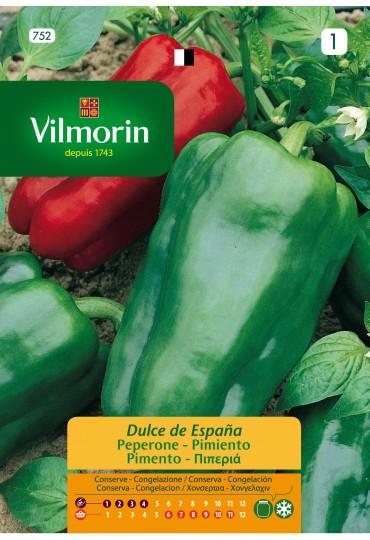 VILMORIN SEMILLAS PIMIENTO DOUX D'ESPAGNE