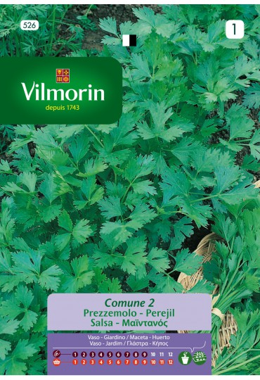 VILMORIN SEMILLAS PEREJIL COMÚN 2