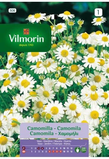 VILMORIN SEMILLAS CAMOMILA