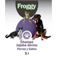 FROGGY CHAMPU JOJOBA SPECIALCAN 1 LT