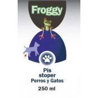 FROGGY PIS STOPER PERRO - GATO 150 ML