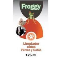 FROGGY LIMPIADOR OIDOS PERRO-GATO 125 ML