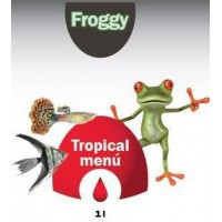FROGGY TROPICAL MENU 1LT 170 GR