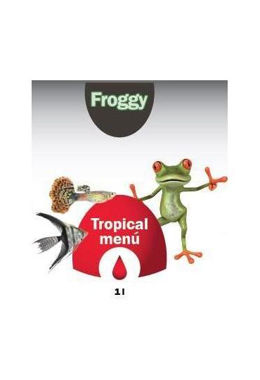 FROGGY TROPICAL MENU 1LT 170 GR
