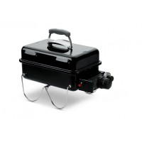 WEBER GO-ANYWHERE BLACK GAS
