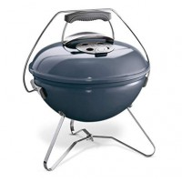 WEBER BARBACOA SMOKEY JOE PREMIUM 37 CM SLATE BLUE
