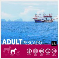 FIDELITY ADULT MEDIUM PESCADO 12 KG