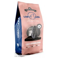 LOBO AZUL CAT STERILIZED 2KG