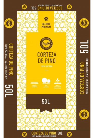 CORTEZA PINO JARDINARIUM 30/50 50L