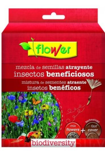 MEZCLA DE FLORES ATRAYANTES INSECT. BENEF 500 GR